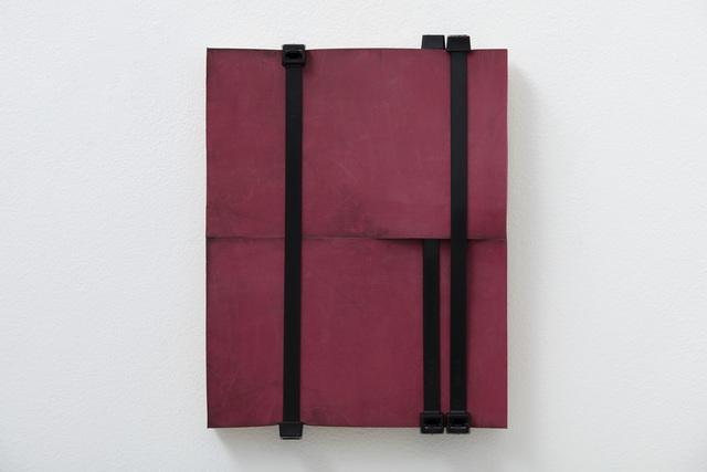 , 'Uma coisa de cada vez #2,' 2016, Galeria Marilia Razuk