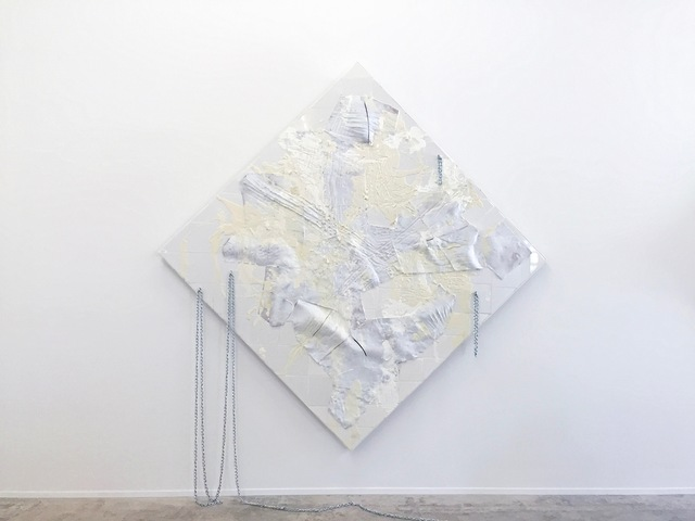 , 'Untitled (white diamond),' 2016, The Southern