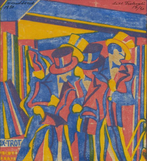 , 'Jazz Band,' 1930, Redfern Gallery Ltd.