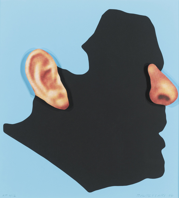 , 'Noses and Ears, Etc.,' 2006, The Cash Register Art Project