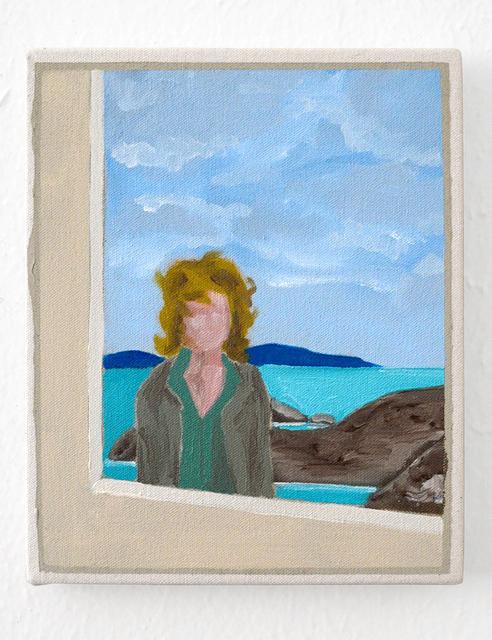 , 'Monica by the Window,' 2016, Galleri Urbane