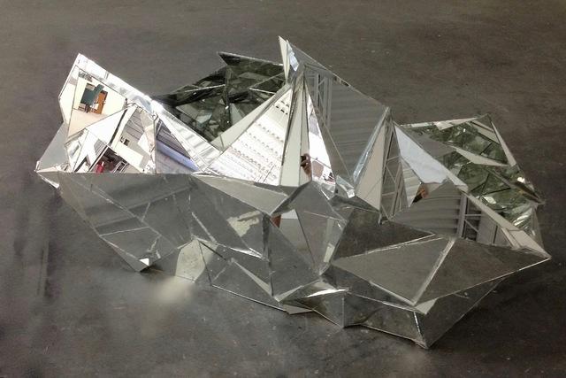 Robert Kananaj, 'Mirror Sculpture (Womb)', 2011, Robert Kananaj Gallery