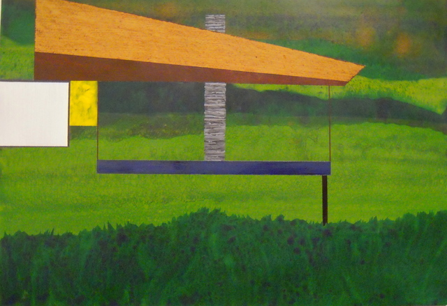, 'Everglade House,' 2012, Susan Eley Fine Art