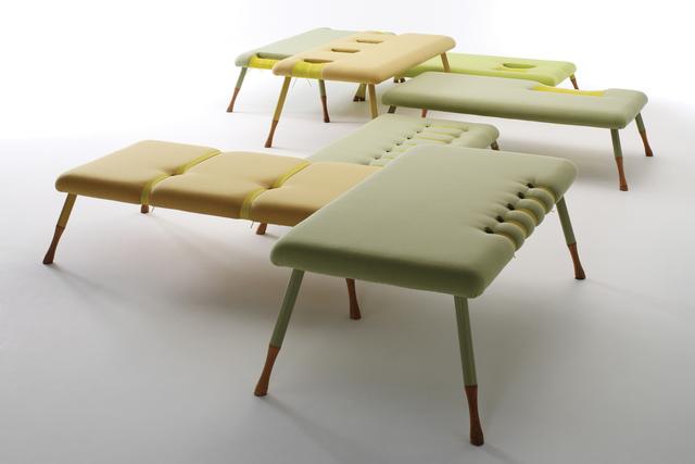 , 'Loungescape,' 2005, Galerie Maria Wettergren