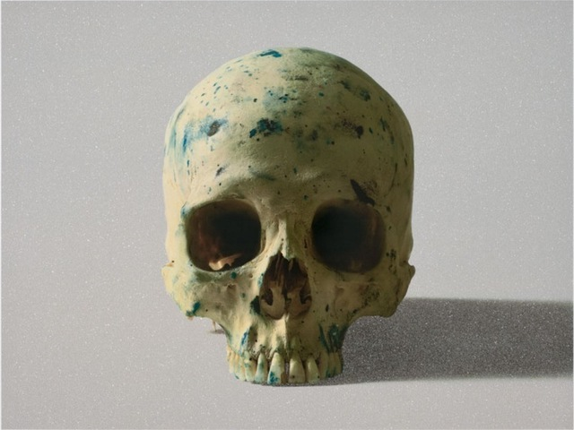 , 'Studio Half Skull, Face On - Diamond Dust,' 2009, Other Criteria