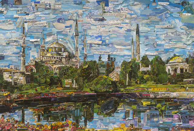, 'Postcards from Nowhere: Istanbul,' 2017, Dirimart