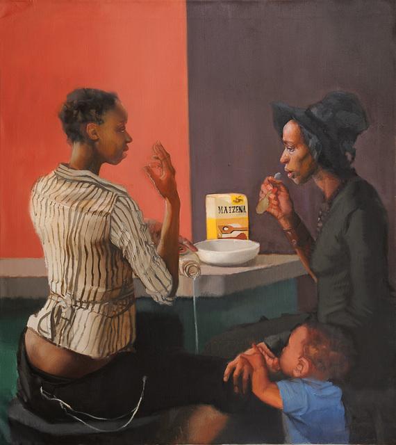 , 'Mother's Milk,' 2008, Bernarducci Gallery