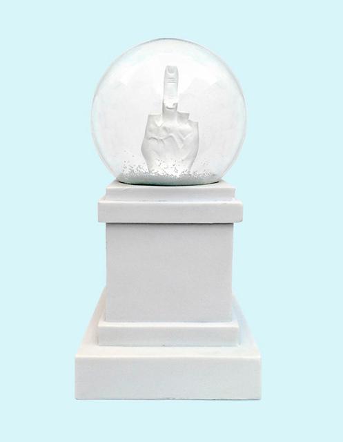 Maurizio Cattelan, 'L.O.V.E. Snow Globe', 2014, EHC Fine Art: Essential Editions VIII
