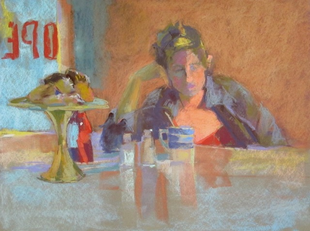 , 'Cafe,' 21014, Flow 305