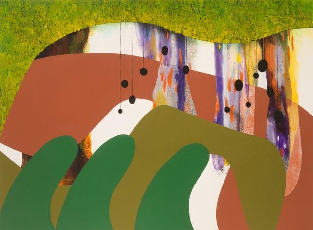 , 'Triple Thrills,' 2018, DC Moore Gallery