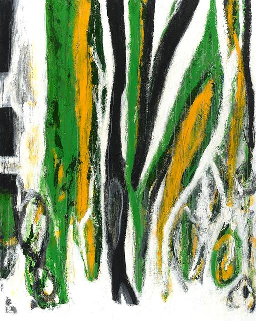 , 'Yangtze,' 2017, Castelli Art Space