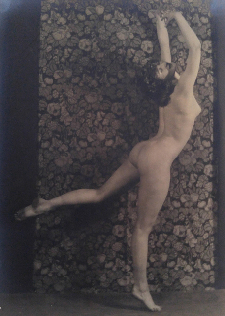 , 'Nude Dancer, from The Female Figure Series,' 1917, PDNB Gallery