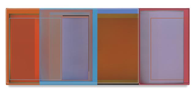 , 'Funhouse,' 2016, Miles McEnery Gallery
