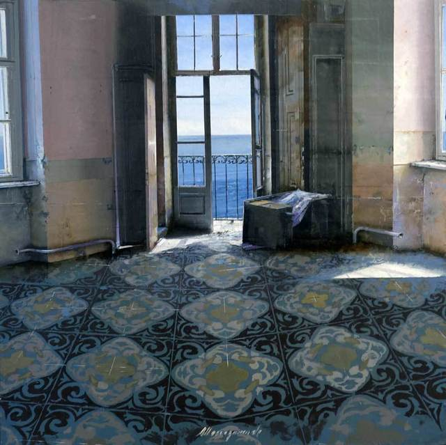 , 'Mediterraneo ,' 2016, Pontone Gallery