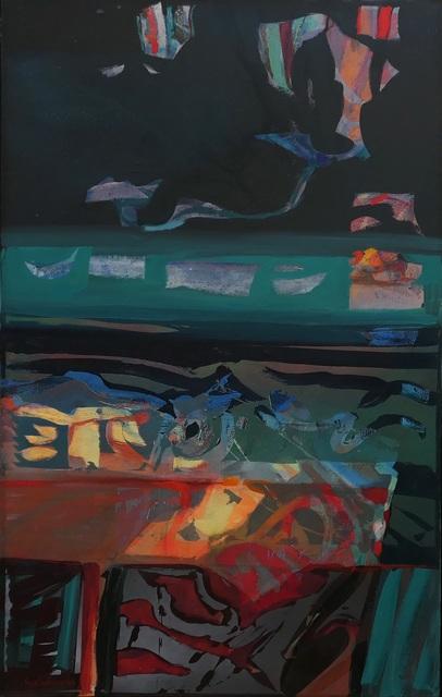 , 'Estrada (Tall Ships Series - Newport),' 1976, Berry Campbell Gallery