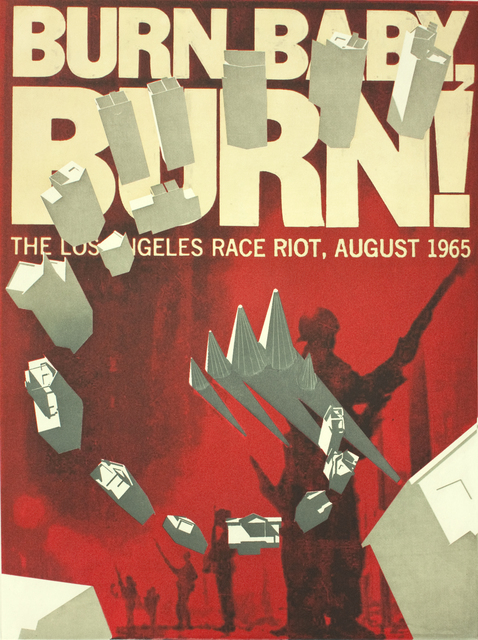 , 'Beyond the Great Eclipse:Burn Baby Burn,' 2009, Paulson Fontaine Press