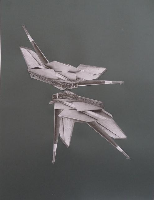 , 'Collage,' 2014, CCA Andratx Kunsthalle