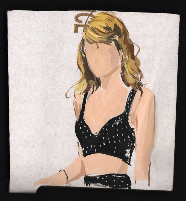 , 'Taylor,' 2014, Rokeby Gallery