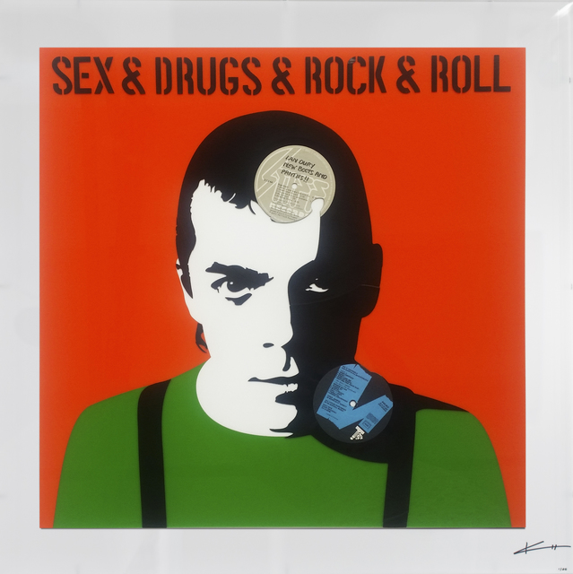 Keith Haynes, 'Ian - Sex and Drugs', N/A, Gallery Different