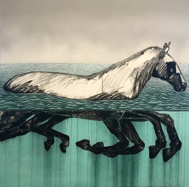 , 'Lake Ladoga (Kaputt),' 2018, Red Arrow Gallery