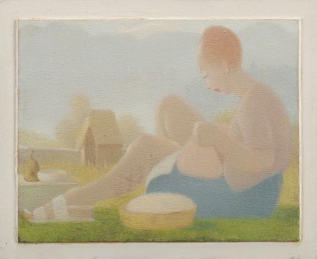 Antonio Calderara, 'Estate', 1955-56, Il Ponte