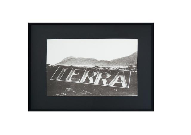 , 'Terra,' 1973, Galeria Houssein Jarouche