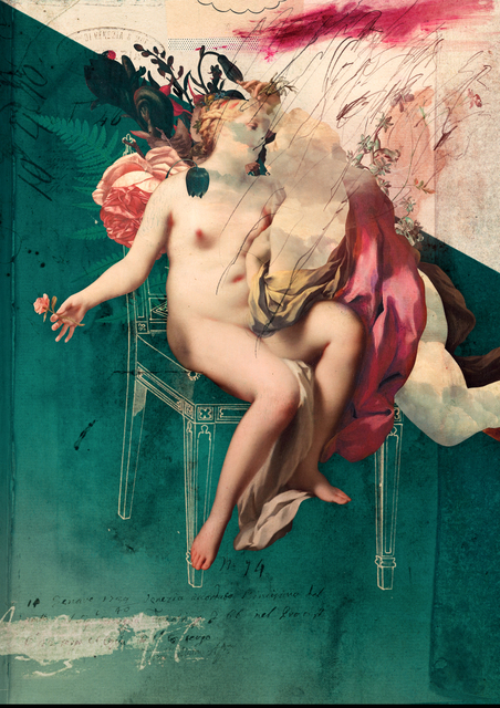 , 'The Surrender of Cupid,' 2019, Cynthia Corbett Gallery
