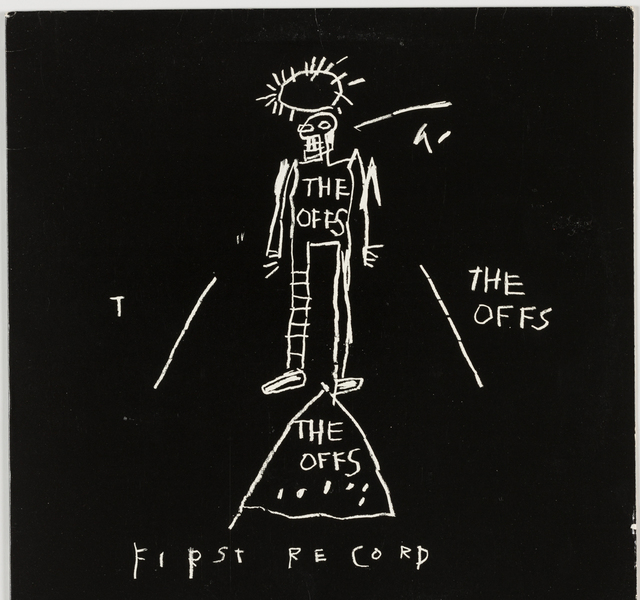 , 'The Offs: First Record,' 1984, David Klein Gallery