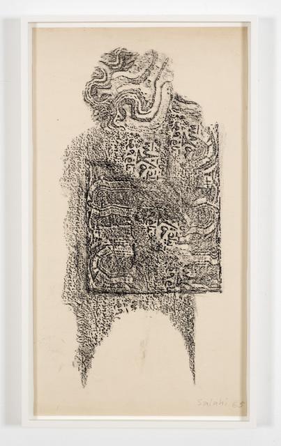 , 'Untitled,' 1965, Vigo Gallery