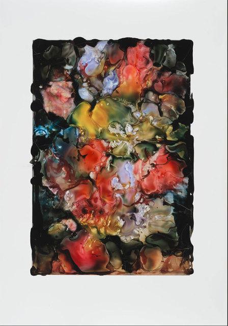 """, '""""Blumenvase"""" nach Johann Rudolf Byss 1701 6/9,' 2017, Von Lintel Gallery"""