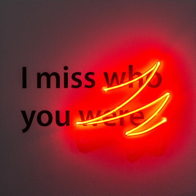 , 'I Miss Who You Were,' 2017, k contemporary