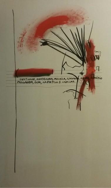 , 'Lista,' 2015, Roberto Alban Galeria de Arte