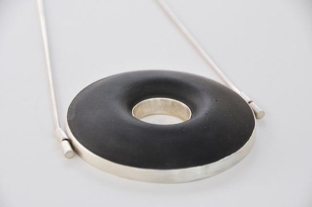 , 'Minimal FOCUS Necklace,' , Bullseye Projects