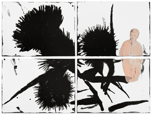 , 'The Thistle Song,' 2014, Tamarind Institute