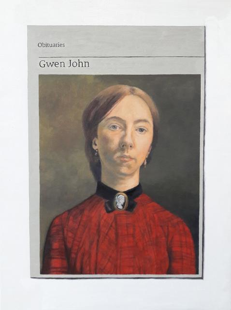 , 'Obituary: Gwen John,' 2018, Charlie Smith London