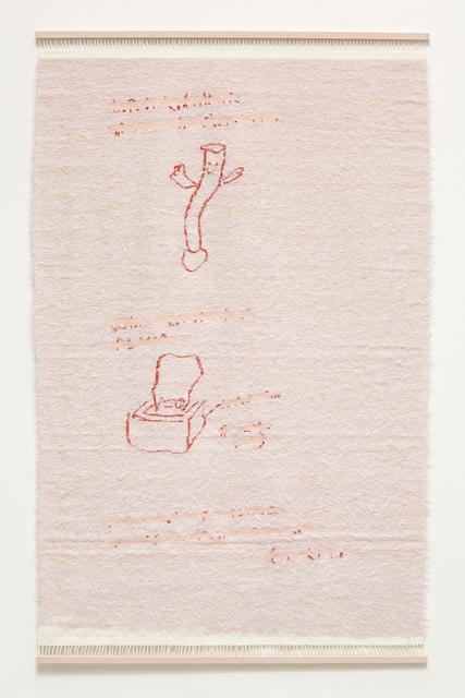 , 'Two Sculptures / Tveir skúlptúrar,' 2017, i8 Gallery