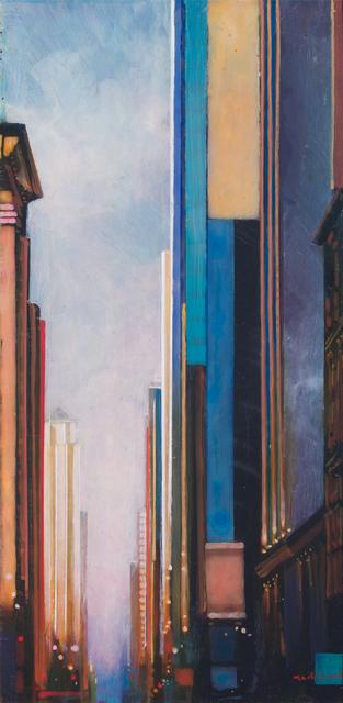 , 'Locust Street,' 2016, DC Moore Gallery