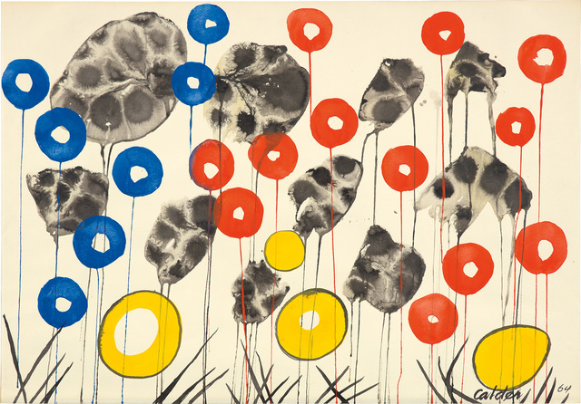 Alexander Calder, 'Meadow Grass', 1964, Phillips