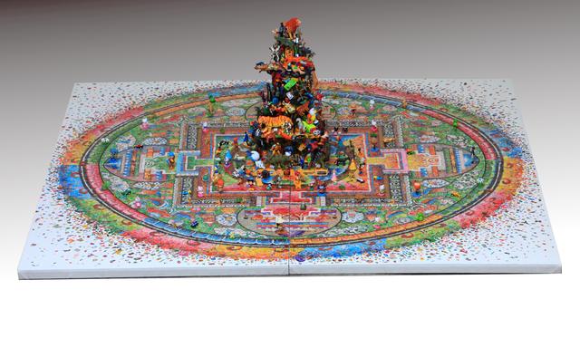 , 'Prajñāpāramitā ,' 2014, ART LEXÏNG