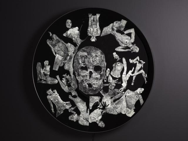 , 'Mao Muschi Mandala,' 2011, Rossi & Rossi