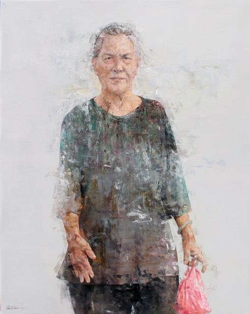, 'Malay Old Woman,' 2015, G13 Gallery