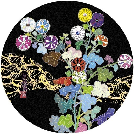 Takashi Murakami, 'Kansei:Wildflowers Glowing in the Night', 2014, Der-Horng Art Gallery