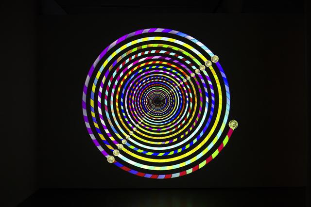 , 'curlicue (spectra),' 2017, ARoS Aarhus Art Museum