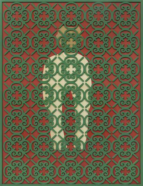 , 'A Casa Colonial,' 2016, Lazinc
