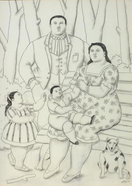, 'Family,' 2012, Opera Gallery
