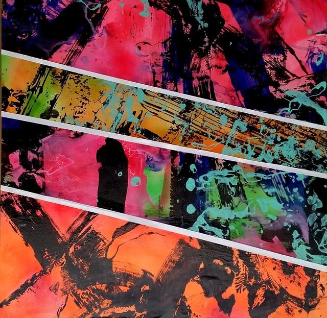 , 'TRES,' 2017, Galerie Olivier Waltman | Waltman Ortega Fine Art