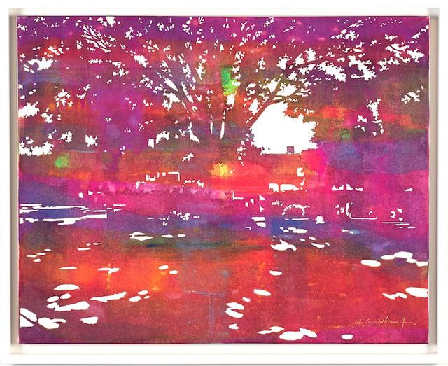 , 'Scarlet Blur,' 2010, H.ARTS COLLECTIVE