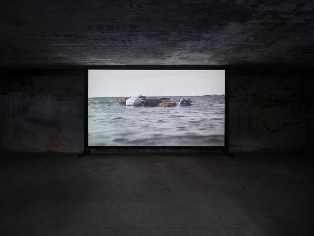 , 'Exodus,' 2012, FOR-SITE Foundation