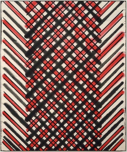 , 'Vert/Gridlid,' 2015, Brian Gross Fine Art