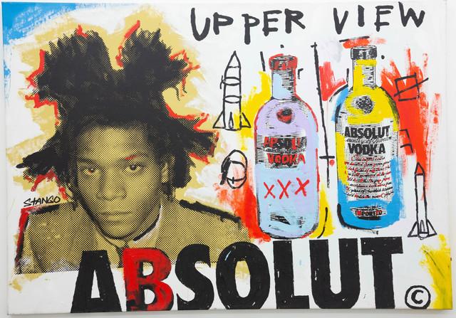 John Stango, 'Absolut Basquiat', ca. 2018, The Compound Gallery